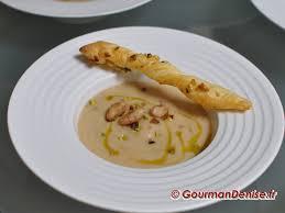 cuisiner les haricots coco velouté de haricots coco aux éclats de foie gras pistaches et café