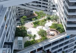 the interlace in singapore by oma ole scheeren buildings