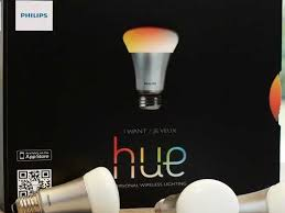 hue light bulbs on sale at apple store business insider