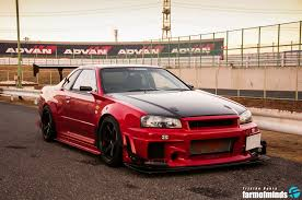 nissan r34 black nissan skyline gtr r desktop hd wallpapers coches pinterest hd