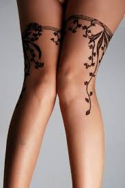female thigh tattoo designs 186 best the illustrated woman images on pinterest tatoos henna