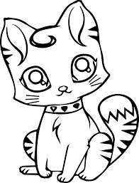 cat coloring pages images cute cat coloring pages bookmontenegro me