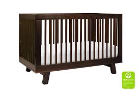 3 In 1 Convertible Crib Babyletto Hudson 3 In 1 Convertible Crib With Toddler Rail Lusso