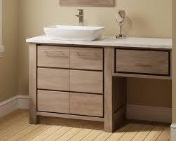 Vanity For Vessel Sink V350 White Porcelain Vessel Sink