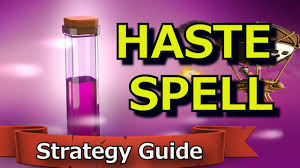 strategy guide haste spell learn to dominate using haste air