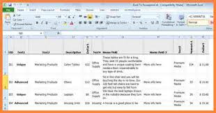 Excel Spreadsheet Template For Budget 6 Excel Spreadsheet Exles Templates Budget Spreadsheet