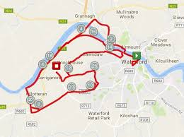 Viking Map Waterford Viking Marathon Jun 30 2018 World U0027s Marathons