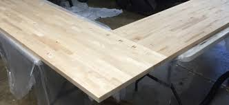Building A Wooden Desktop by Building A Massive L Shaped Desk For A Better Workflow More