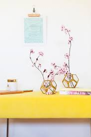 a super quick spring decor idea lovely indeed
