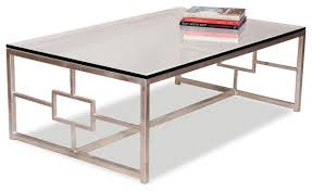 Glass Rectangle Coffee Table Impressive On Rectangular Glass Coffee Table Vetra Contemporary