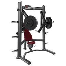 signature series decline chest press life fitness strength