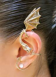 ear wrap elfin ear wrap bronze marty magic store