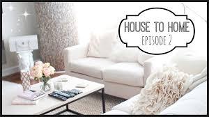 house to home episode 2 condo decor makeupmayhem day 2 youtube