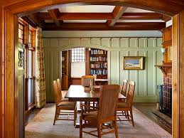 30 best arts and crafts dining rooms images on pinterest