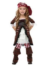 Toddler Girls Halloween Costume Child Pirate Costumes Kids Boys Girls Pirate Halloween Costume
