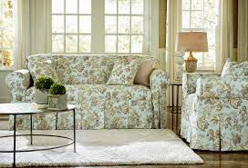 Floral Living Room Furniture Furniture Gray Sofa Floral Sofas And Loveseats Settee