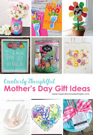 day gift ideas from creatively thoughtful s day gift ideas inspiration made simple