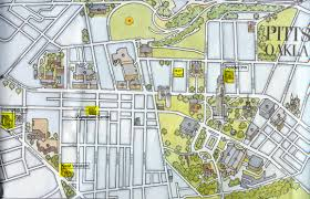 Map Of Oakland Finite Element Circus