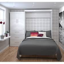 latitude run shanna queen murphy bed u0026 reviews wayfair