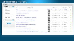 torrent list
