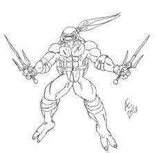 image gallery raphael ninja turtle 2017 drawing