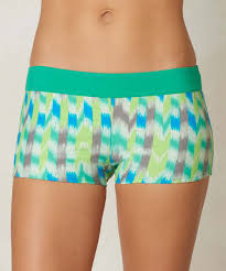 cool green ikat raya boyshort bottoms women products