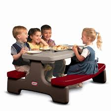 little tikes easy store jr picnic table delightful toyshop endless adventures easy store jr play table