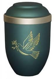 bio cremation dove green bio cremation ashes urn uu120014c ebay