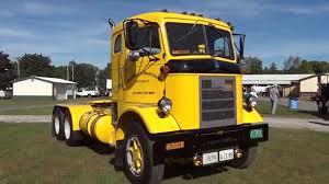 mack trucks h model mack truck with air start youtube