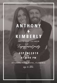 engagement party invites free engagement party invitation templates greetings island