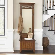 storage bench and coat rack set entryway furniture ideas