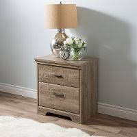 casual rustic birch nightstand choices rc willey furniture store