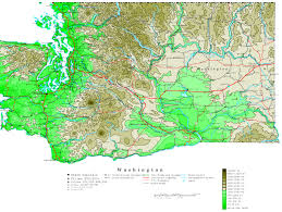 Map Of Spokane Washington Map Online Maps Of Washington State