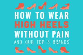 Most Comfortable High Heel Brands How To Wear High Heels Without Pain And Our Top 5 Brands