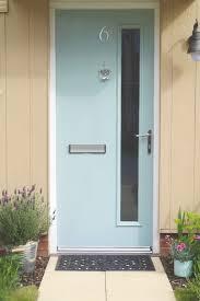 a summer front door makeover