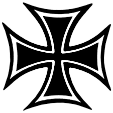 german iron cross medal ww2 infantry vinyl decal achtung t shirt