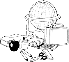 Coloring Page Of A School Back To School Coloring Pages by Coloring Page Of A School