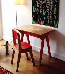 bureau en bois enfant cuisine bureau enfant en bois massif chãªne et sapin chambre d