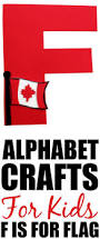 alphabet crafts for kids f is for flag frugal mom eh