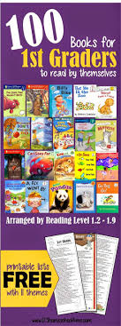 1st grade reading story free book report template