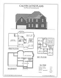calvin jayne plans two story 3508 6337 sq ft