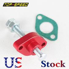 manual cam timing chain tensioner for suzuki dr 250 82 83 85 drz