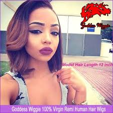 bob haircuts black hair wet and wavy 19 best human hair wigs images on pinterest hair dos