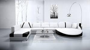 canapé d angle design italien design italien grande taille en forme de u en cuir véritable canapé