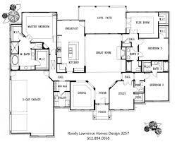 Patio Homes Floor Plans Floor Plans Randy Lawrence Homes