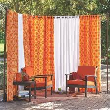 Outdoor Privacy Curtains Outdoor Privacy Curtains And Best 25 Outdoor Curtain Rods