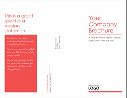 statement of work red design office templates