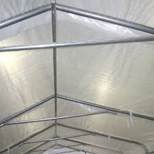 10x20 Garage Quictent Heavy Duty 10 U0027 X 20 U0027 Carport Garage Shelter Canopy Party
