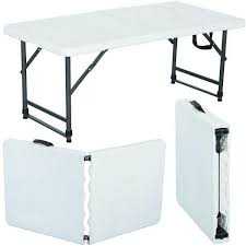 Lifetime Adjustable Table Impressive 3 Foot Folding Table With 30 Best Lifetime Adjustable