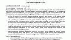 sle resume for accounts payable supervisor job interview accounting supervisor sle job description accounts payable